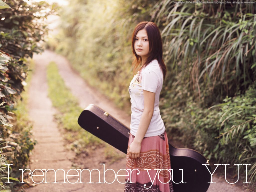 Lyrics Yui